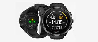 GPS导航智能运动手表